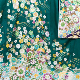 緑四季の花キャッチ